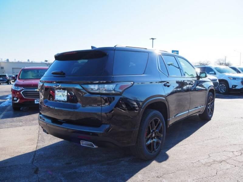 2020 Chevrolet Traverse Premier (image 3)