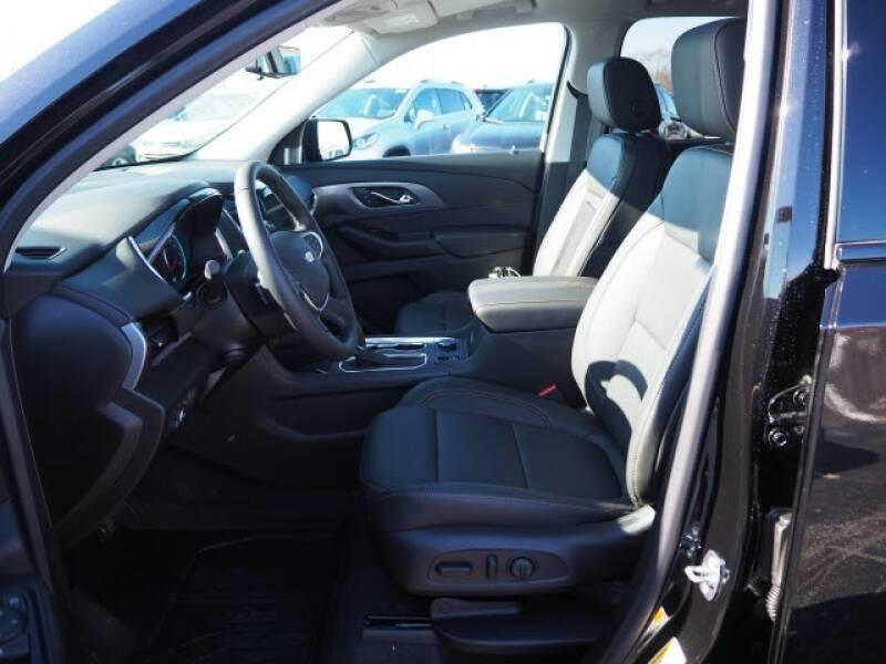 2020 Chevrolet Traverse Premier (image 9)