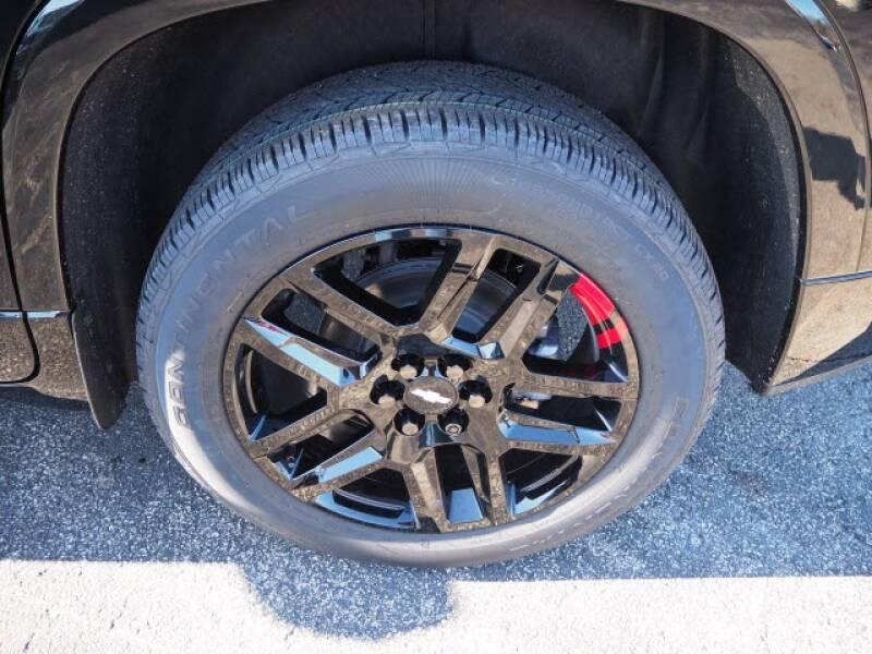 2020 Chevrolet Traverse Premier (image 5)