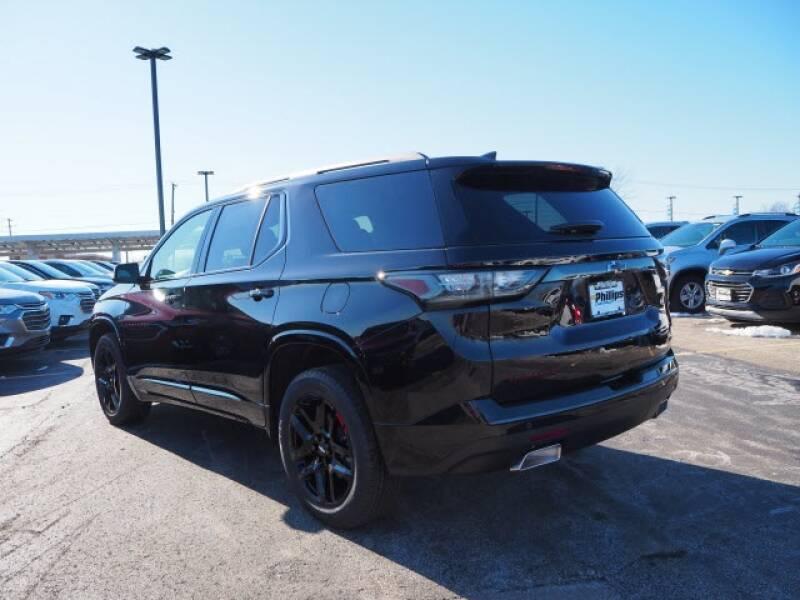 2020 Chevrolet Traverse Premier (image 4)