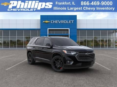 2020 Chevrolet Traverse Premier for sale at PHILLIPS CHEVROLET INC in Frankfort IL