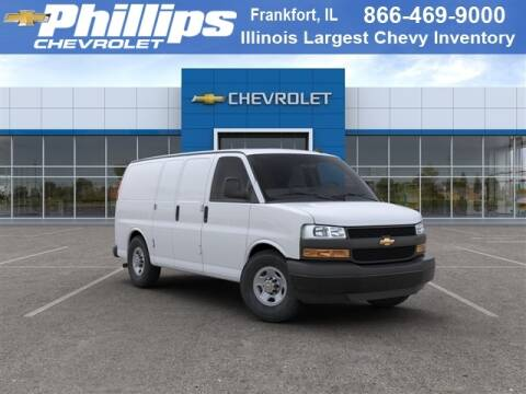 2020 Chevrolet Express Cargo 2500 for sale at PHILLIPS CHEVROLET INC in Frankfort IL