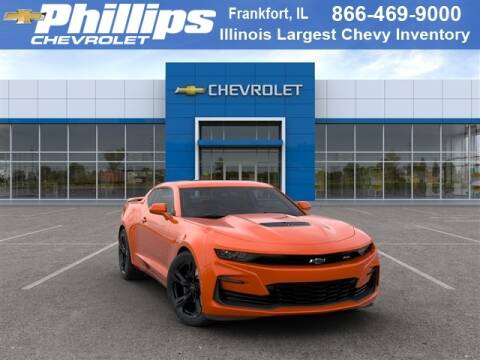 2020 Chevrolet Camaro SS for sale at PHILLIPS CHEVROLET INC in Frankfort IL