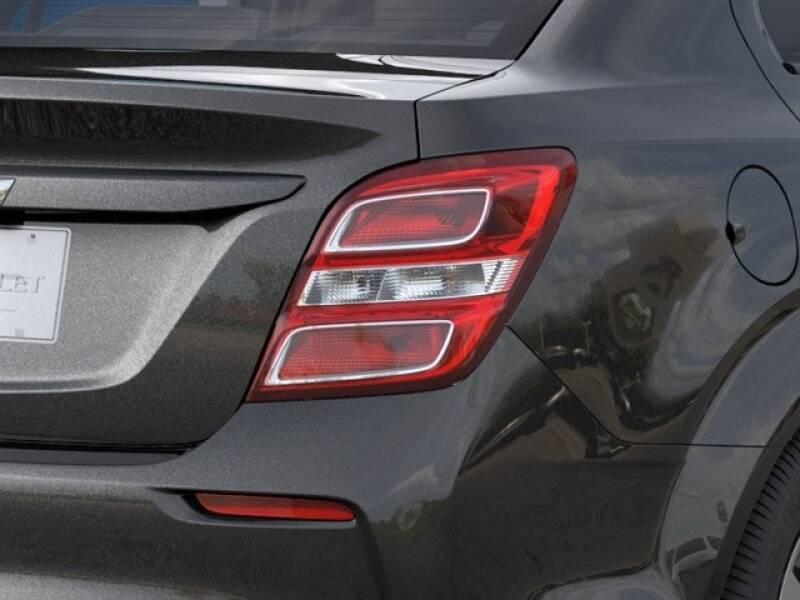 2020 Chevrolet Sonic LS (image 10)