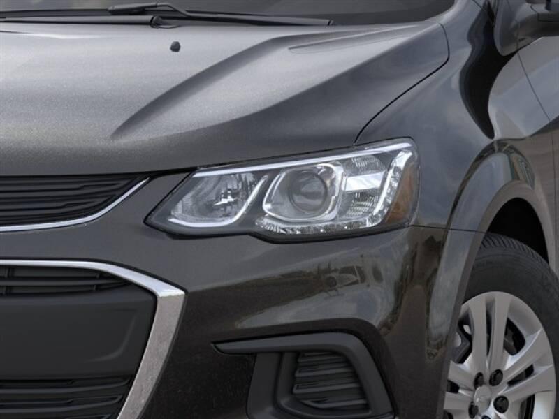 2020 Chevrolet Sonic LS (image 9)