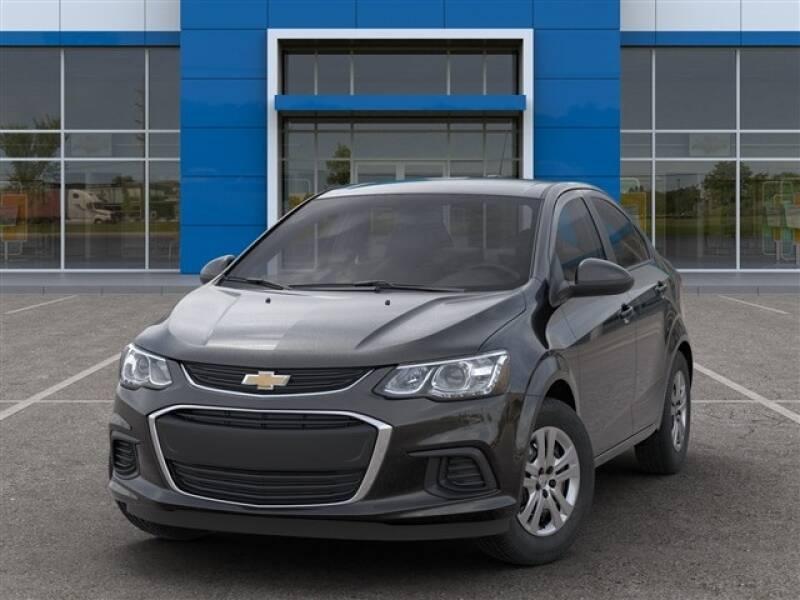 2020 Chevrolet Sonic LS (image 7)