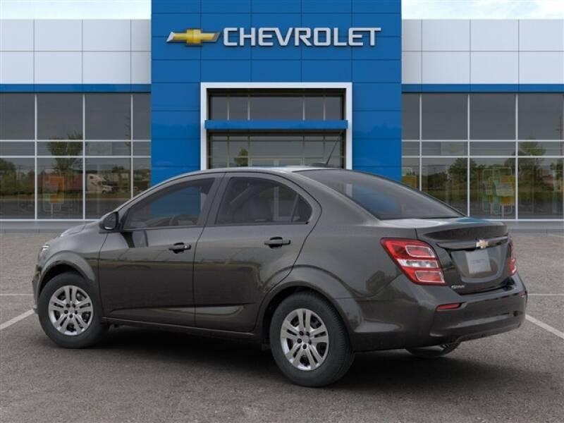 2020 Chevrolet Sonic LS (image 4)