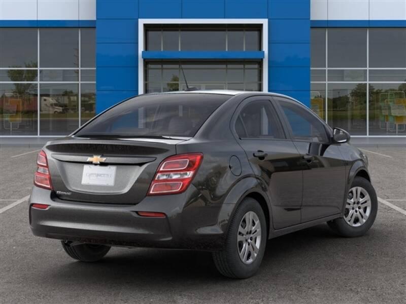 2020 Chevrolet Sonic LS (image 5)