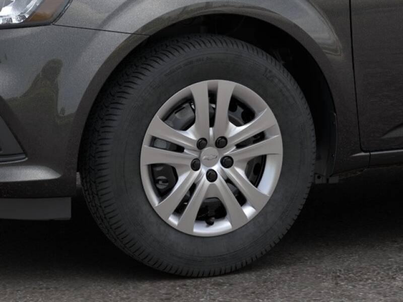 2020 Chevrolet Sonic LS (image 8)