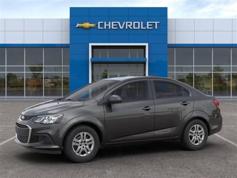 2020 Chevrolet Sonic LS (image 3)