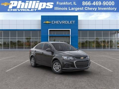 2020 Chevrolet Sonic LS for sale at PHILLIPS CHEVROLET INC in Frankfort IL