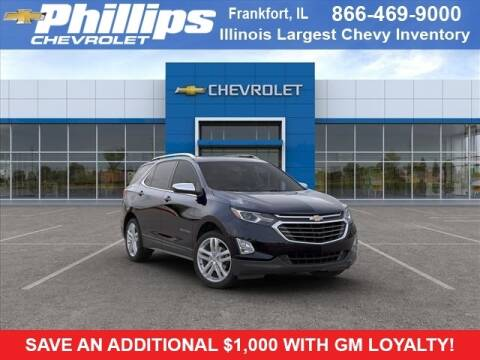 2020 Chevrolet Equinox Premier for sale at PHILLIPS CHEVROLET INC in Frankfort IL
