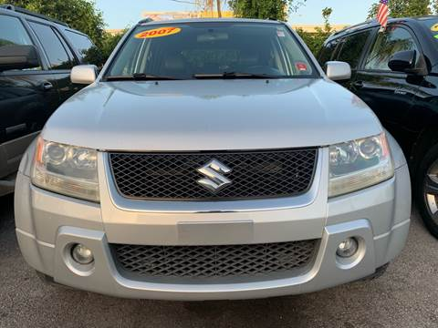 2007 Suzuki Grand Vitara for sale in West Park, FL