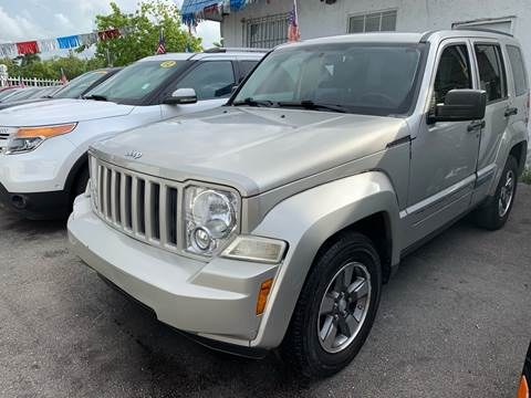 2009 Jeep Liberty for sale in West Park, FL