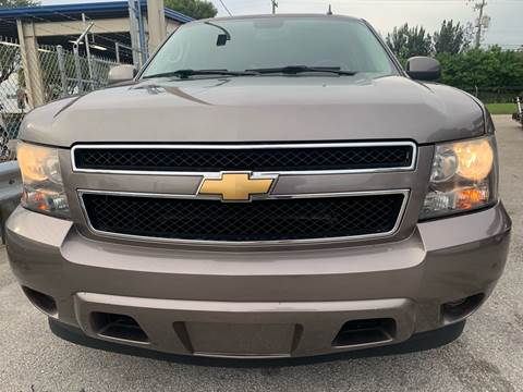 Chevy Tahoe For Sale Near Me >> 2013 Chevrolet Tahoe For Sale In West Park Fl