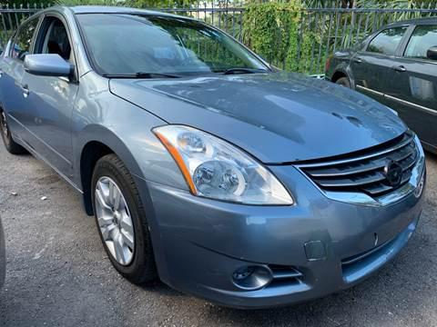 2012 Nissan Altima For Sale >> 2012 Nissan Altima For Sale In West Park Fl