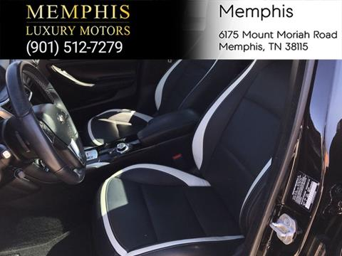 2017 Infiniti QX30 for sale in Memphis, TN