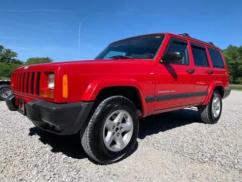 2001 Jeep Cherokee for sale in Oneida, TN