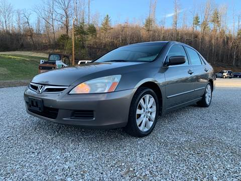 2007 Honda Accord for sale in Oneida, TN