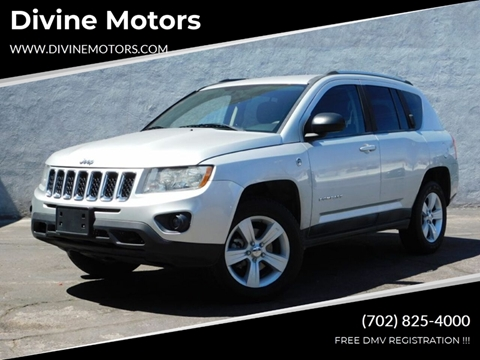 2011 Jeep Compass for sale in Las Vegas, NV