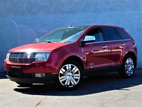 2008 Lincoln MKX for sale in Las Vegas, NV