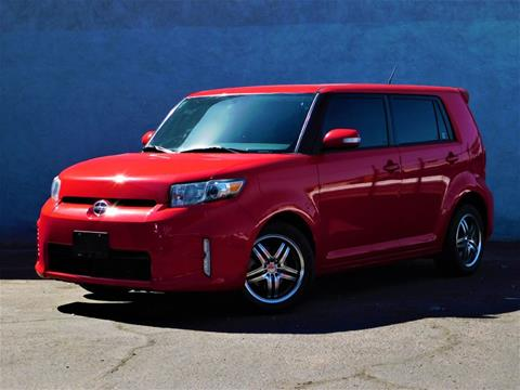 2013 Scion xB for sale at Divine Motors in Las Vegas NV
