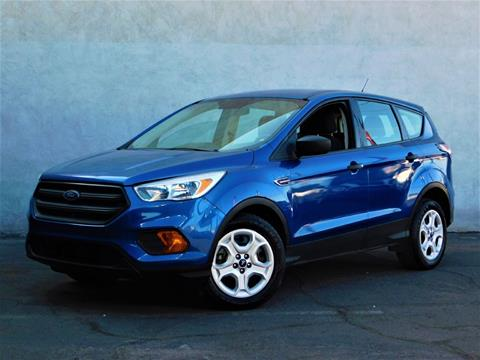 2017 Ford Escape for sale at Divine Motors in Las Vegas NV