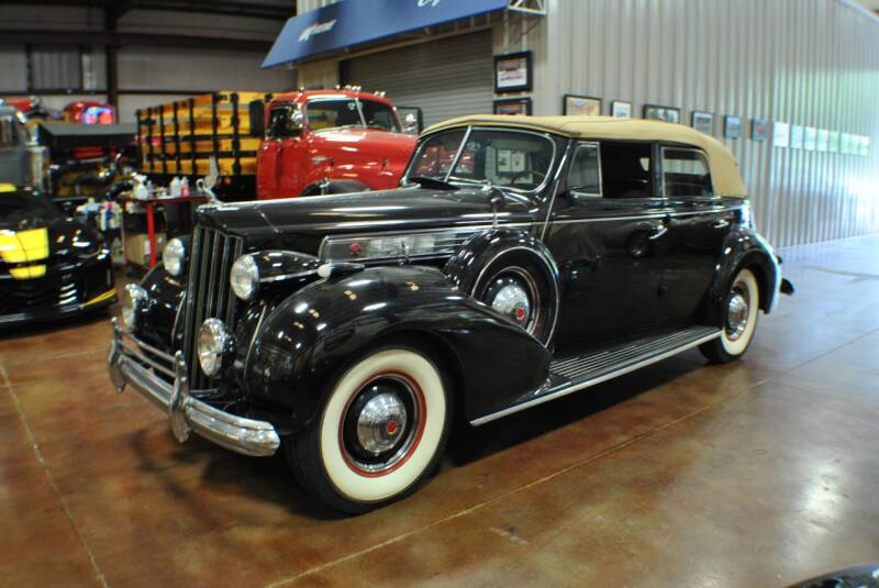 1939 Packard SUPER EIGHT for sale at Euro Prestige Imports llc. in Indian Trail NC