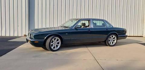 2002 Jaguar XJR for sale at Euro Prestige Imports llc. in Indian Trail NC