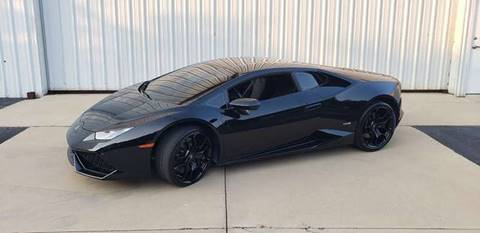2017 Lamborghini Huracan for sale at Euro Prestige Imports llc. in Indian Trail NC