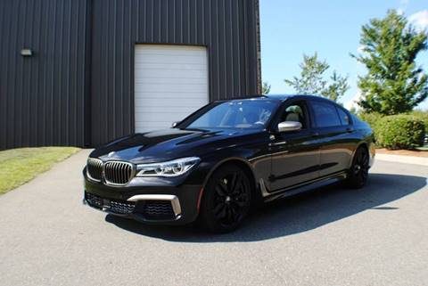 2019 BMW 7 Series for sale at Euro Prestige Imports llc. in Indian Trail NC