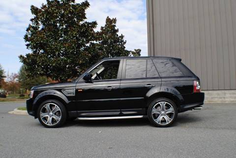 2010 Land Rover Range Rover Sport for sale at Euro Prestige Imports llc. in Indian Trail NC