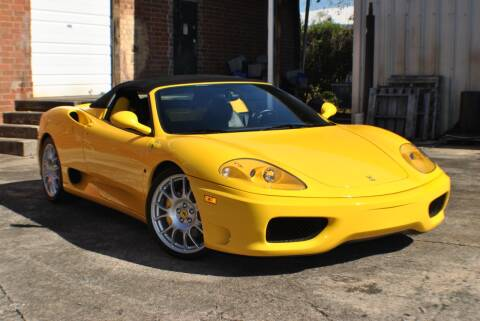 2004 Ferrari 360 Spider for sale at Euro Prestige Imports llc. in Indian Trail NC
