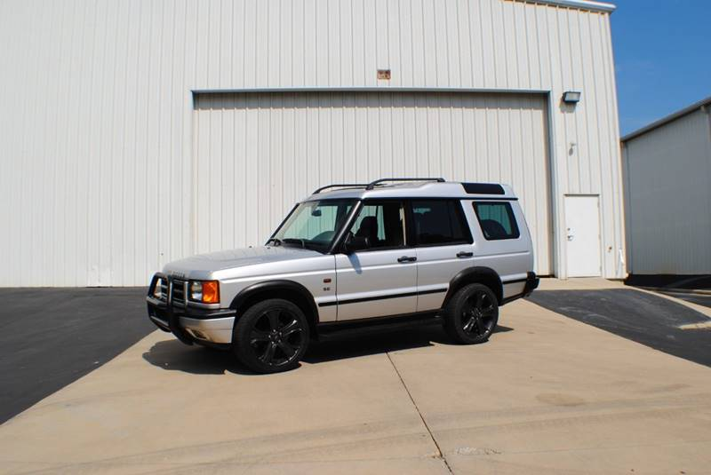2002 Land Rover Discovery Series II for sale at Euro Prestige Imports llc. in Indian Trail NC