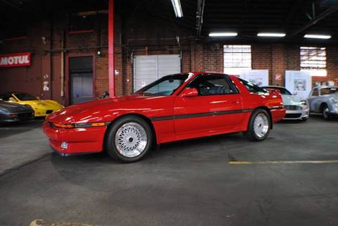 1988 Toyota Supra for sale at Euro Prestige Imports llc. in Indian Trail NC