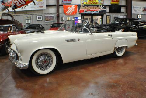 1955 Ford Thunderbird for sale at Euro Prestige Imports llc. in Indian Trail NC