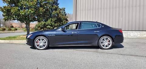 2016 Maserati Quattroporte S for sale at Euro Prestige Imports llc. in Indian Trail NC
