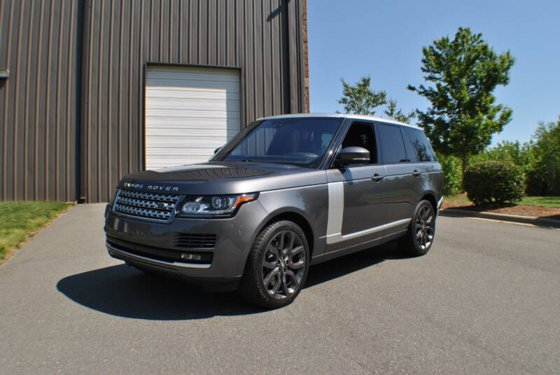 2016 Land Rover Range Rover - Indian Trail, NC