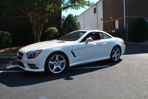 2013 Mercedes-Benz SL-Class for sale at Euro Prestige Imports llc. in Indian Trail NC