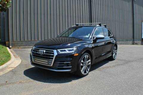 2018 Audi SQ5 for sale at Euro Prestige Imports llc. in Indian Trail NC