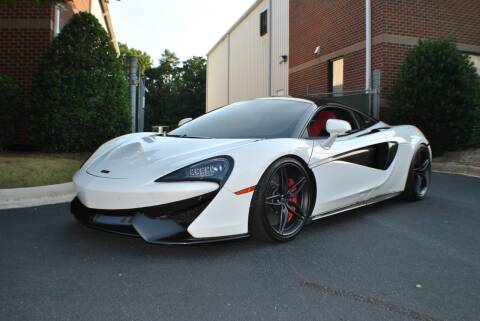 2016 McLaren 570S for sale at Euro Prestige Imports llc. in Indian Trail NC
