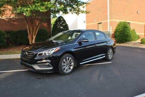 2015 Hyundai Sonata for sale at Euro Prestige Imports llc. in Indian Trail NC