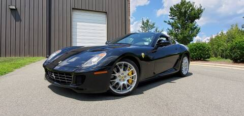 2007 Ferrari 599 for sale at Euro Prestige Imports llc. in Indian Trail NC
