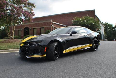 2020 Chevrolet Camaro for sale at Euro Prestige Imports llc. in Indian Trail NC