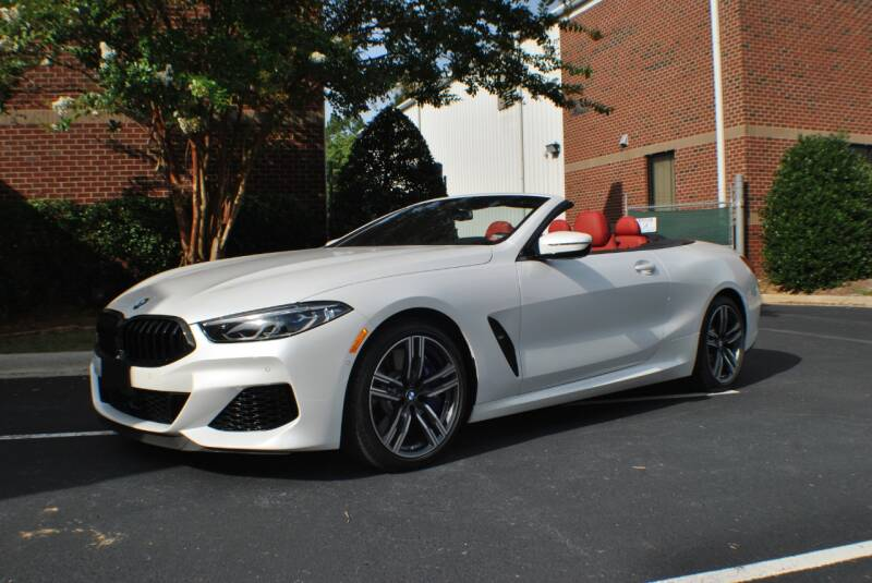 2019 BMW 8 Series for sale at Euro Prestige Imports llc. in Indian Trail NC