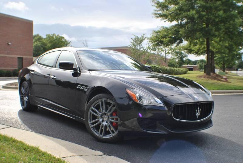 2016 Maserati Quattroporte for sale at Euro Prestige Imports llc. in Indian Trail NC