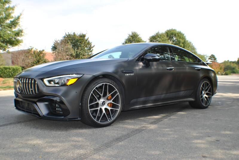 2019 Mercedes-Benz AMG GT for sale at Euro Prestige Imports llc. in Indian Trail NC