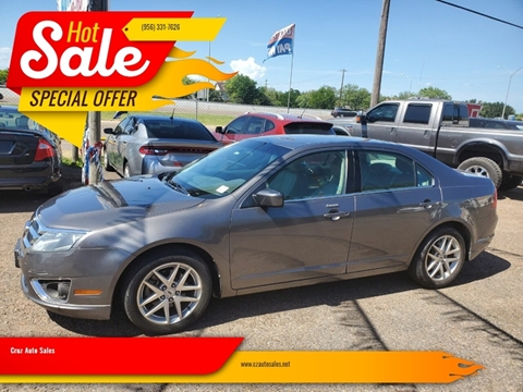 2011 Ford Fusion for sale in Alamo, TX