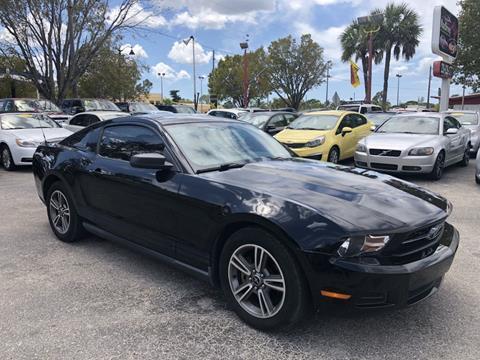 2010 Ford Mustang For Sale >> 2010 Ford Mustang For Sale In Fort Myers Fl