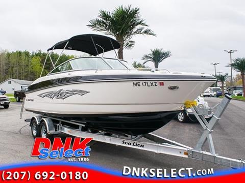 2012 Monterey 264 FS Boat for sale in Farmingdale, ME